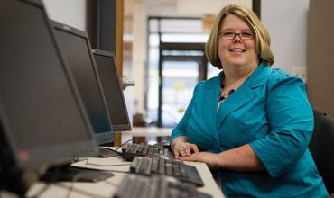 CTTC Director Stacy Bouwman